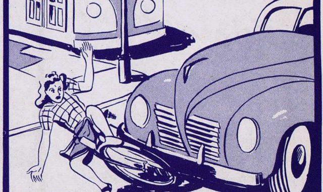 Bron: http://noowz.nl/media/fietsveiligheid-handleiding-uit-1940/